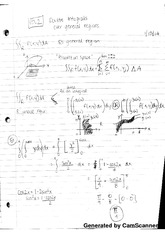 double integral notes