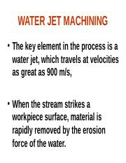 WATER JET MACHINING.ppt