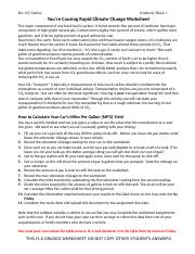 Youre Causing Climate Change Worksheet-b io105 (1).doc