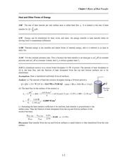 Thermodynamics HW Solutions 2