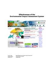 REFERENCE - Effectiveness HK EIA.pdf