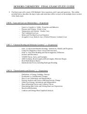 2013 Honors Chem Final Exam Study Guide.doc