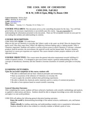 CHM2930 syllabus fall12
