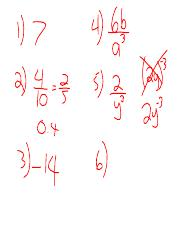 02 negative exponents and scientific notation
