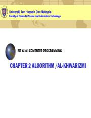 Chapter 1(B) - Algorithm.pdf