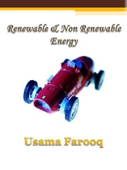 Renewable & Non-Renewable Energy Week 11