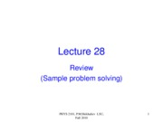 Lecture28-review