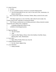 Course Notes_Aliens Discussion