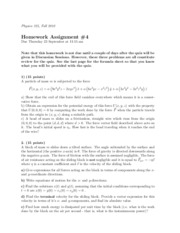 Physics 325 Homework 4