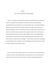 Bibliography of a research paper