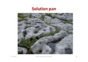 Solution pan