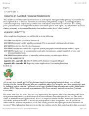 CH 04 AUD1 - Reports on audited financial statements