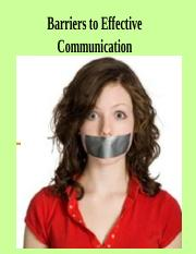 Lec 2 Barriers of Effective Communication.ppt