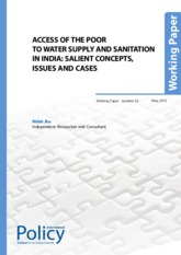 Access_Poor_Water Supply & Sanitation_India_IPCIG_Nitish Jha_2010