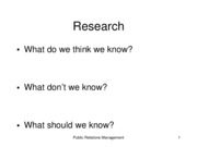 Lecture 04 Research