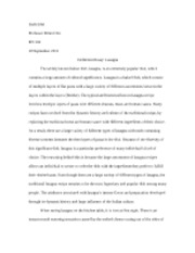Bacteriology lab report