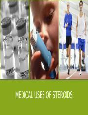 Medical uses of steroids.pptx