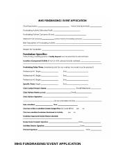 fund application