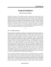 paeds tropical conditions.pdf