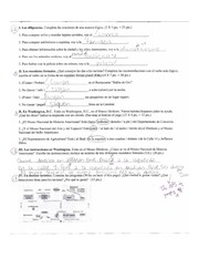 Spanish 122 Old Chapter 8 Exam