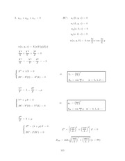 Differential Equations Lecture Work Solutions 121