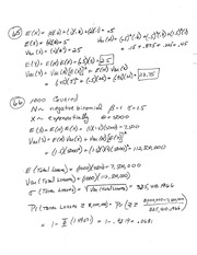 stat 543 homework 6 solution