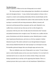 Article 6 Paper