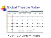 global theatre today.ppt