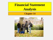Ch 14 - Financial Analysis(2)-1