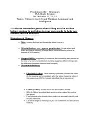 Cognition and Intelligence PLA Outline.docx