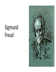 Freud lecture.ppt