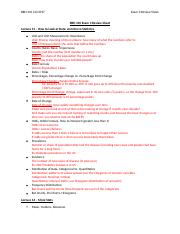 BBH 310 Exam 3 Review Sheet.docx