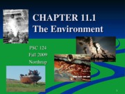 IR Chapter 11-1 Fall 09 student