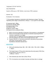 A4 solution notes[1]