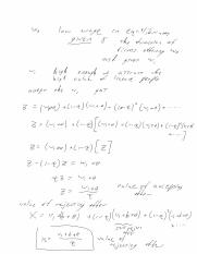 Equilibrium Search -- Lecture 4