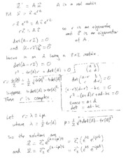 Lecture 11 Notes