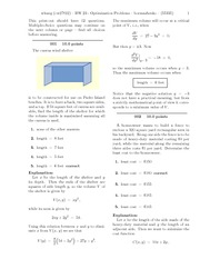 HW 23 - Optimization Problems-solutions