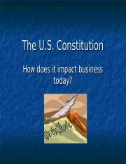 1.6_The_US_Constitution.ppt