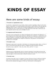 KINDS_OF_ESSAY.docx