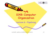 Lecture 06-pipelining