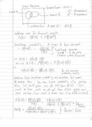 bayes rule notes