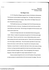 st ine of hippo essay scanned by camscanner scanned by  2 pages the magna carta essay