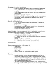 theo 251 midterm study guide