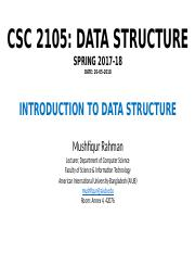 Lecture 01 - Introduction to Data Structure.pptx
