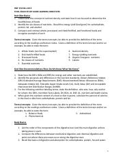 HNF150 FALL 15 FINAL EXAM STUDY GUIDE ab edited (1).doc