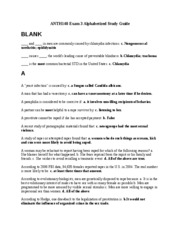 Anth140 Alphabetized Exam 3 Study Guide