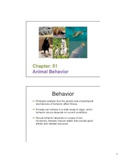 51 Behavior slides