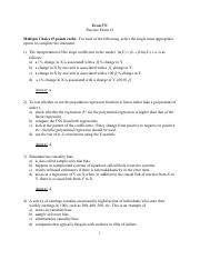 Practice Exam 3 - Fall 2009 -with Answers.pdf