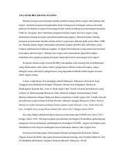Penyataan Masalah Yf Docx 2 0 Penyataan Masalah Hutang Kerajaan Persekutuan Adalah Jumlah Hutang Dalam Negeri Dan Hutang Luar Negeri Keluaran Dalam Course Hero