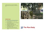 CHAPTER 27 PLANT STRUCTURE